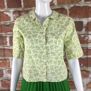 Vintage Hand-Tailored Top